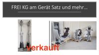 Hochwertiger FREI Genius ECO Gerätesatz inkl. KG am Gerät - gebraucht